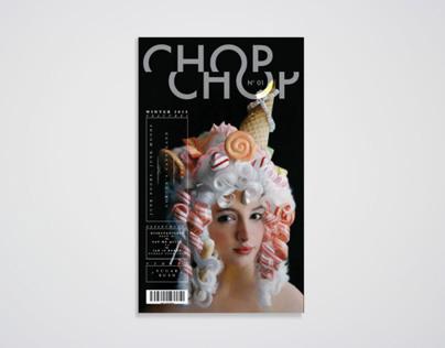 CHOPCHOP Food Magazine
