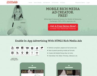 Mobileads.com Website