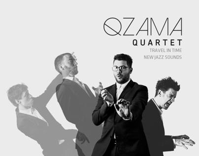 Branding   Qzama Jazz Quartet