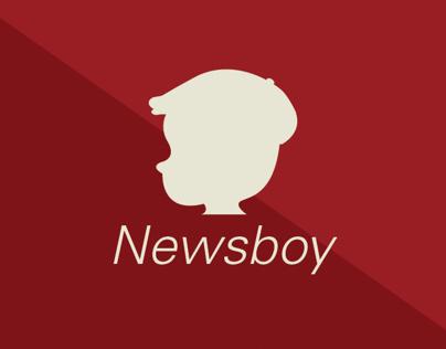 D&AD New Blood Awards - BBC Newsboy