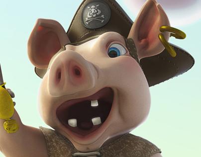 Pirate Pig