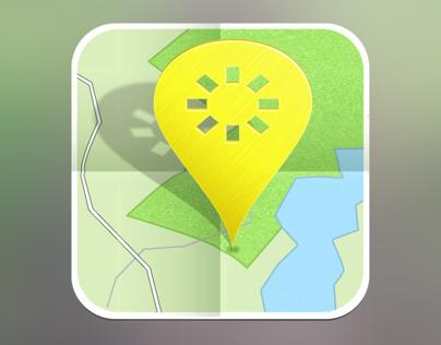 Sunplac.es Weather App