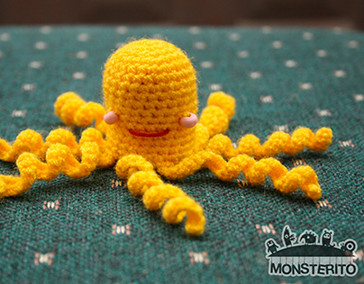 Monsterito | Octopus