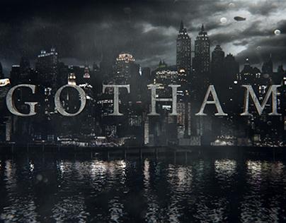 Gotham Promo Title