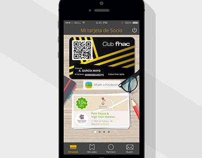 Fnac Socios App