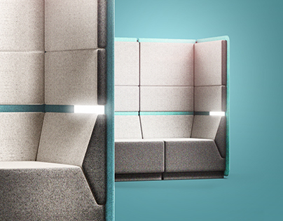 COVER soft seating system