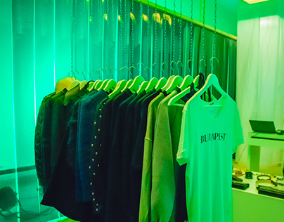 Heineken Pop Up Store / 2014