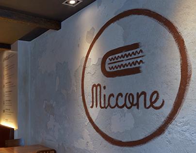 MICCONE - Pavia