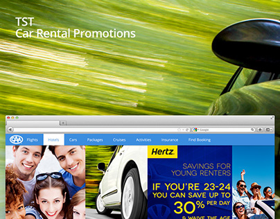 TST Car Rental Promotion