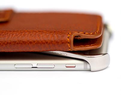 Lucidream eXo-Skeleton : The iPhone Case Reinvented