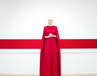 fashion editorial AMEN / Proc ne?! magazine