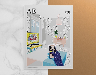 AE mag issue#1