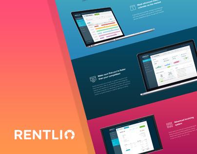Rentl.io Booking App