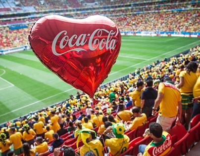 FWC 2014 - Conteúdo Multimídia + Cobertura | Coca-Cola