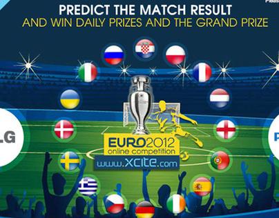 Euro 2012 prediction facebook app