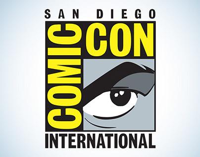 Comic-Con International Logo