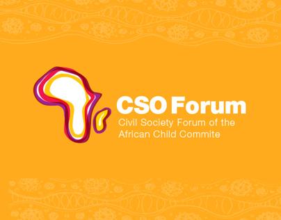 CSO Forum Branding