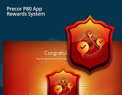 Precor P80 App Rewards System