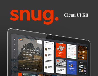 Snug. UI Kit