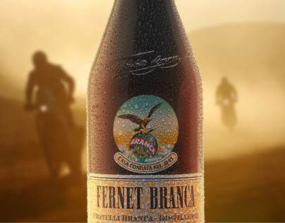 Fernet Branca - Dakar 2014