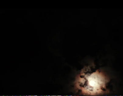 SUPERMOON - time lapse